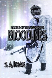 Bloodlines: Book 3 of The Wildblood